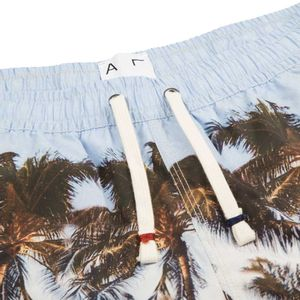Positano Surf print swimsuit