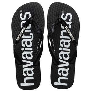 Logo Mania flip flops