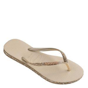 Slim Sparkle Flip Flops