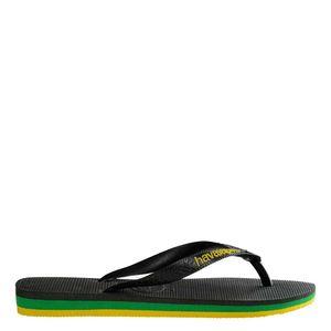 Brasil Layers flip flops