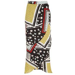 Liberia skirt with maxi print