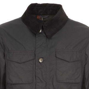 Teddon waxed cotton jacket