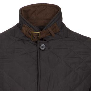 Lutz diamond quilted jacket