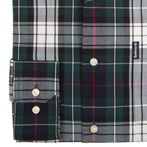 Highland Check cotton shirt