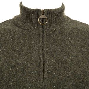 Tisbury Hal half zip pullover