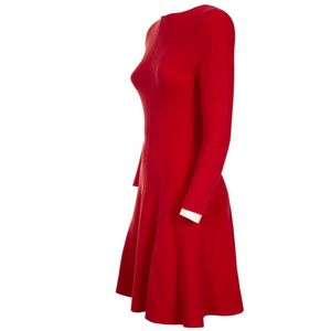 Liberia stretch fabric dress