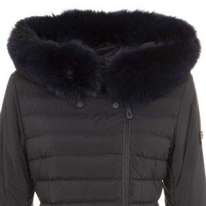 Seriola Ml 04 Fur Down Jacket