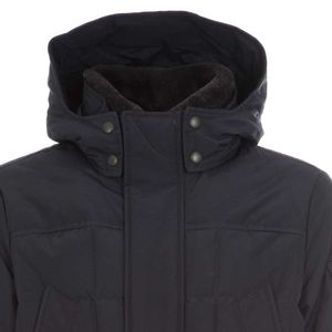 Multi-pocket Blizzard Field parka