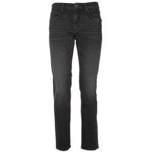 Jeans New Barret nero skinny