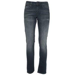 Jeans tapered Ozzy in denim stretch