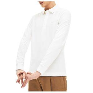 Regular Fit Long Sleeve Paris Polo