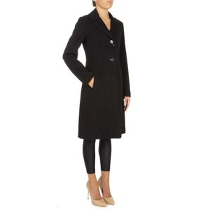 Uggioso three-button wool coat