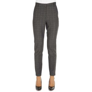 Glory checked trousers