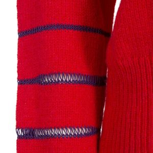 Alpaca wool blend pullover
