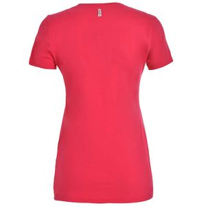 Slim T-Shirt with rhombus logo print