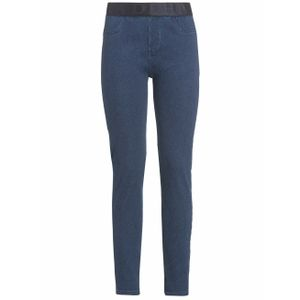 Sports trousers in stretch cotton