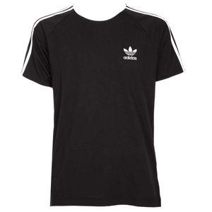 T-shirt 3-Stripes nera