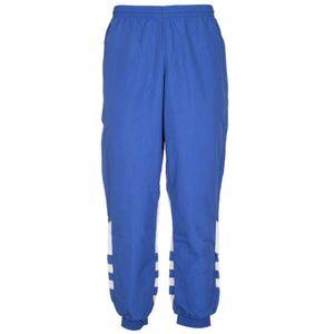 Pantaloni Track Big Trefoil Colorblock