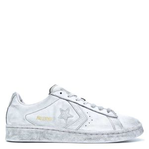 Sneakers Smoke In Pro Leather Low Top