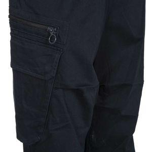 Pantalone cargo oversize