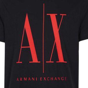 T-shirt con maxi logo