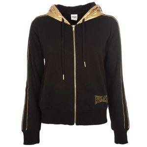 Complete cotton suit with golden details