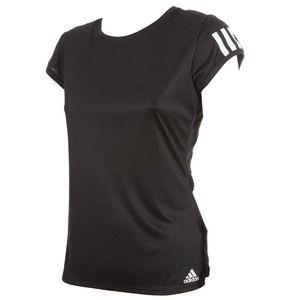 T-shirt nera 3-Stripes Club W