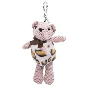 Spotted Teddy Bear keychain