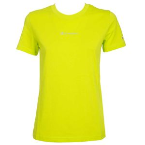 Fluo yellow t-shirt with