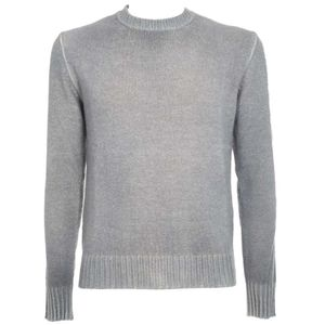 Airbrush virgin wool sweater