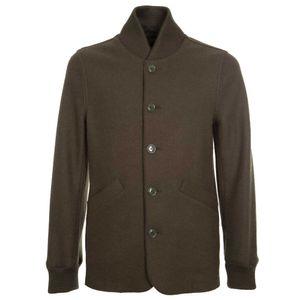 Lightweight virgin wool coat