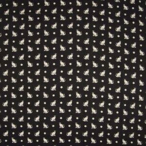 Foulard zebrato sfrangiato