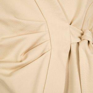 Scuba-effect fabric stitch jacket