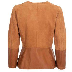 Gift leather jacket