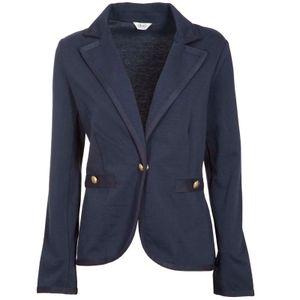 Soft blue cotton jacket