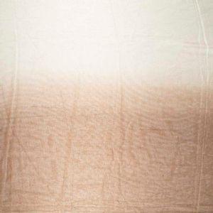 Stola sfumata con logo glitter