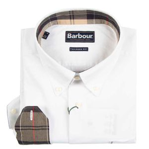 Headshaw shirt with tartan details