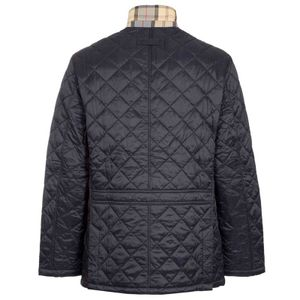 Quilted Sander quilted jacket