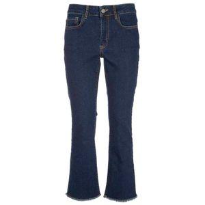 Jeans con bordi sfrangiati Oslo