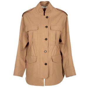 Field jacket in cotone Karim