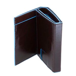 Portafoglio pocket con porta carte di credito