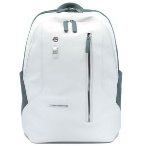 Laptop / tablet backpack with double side pocket