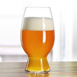 Set of 4 American Wheat Beer glasses