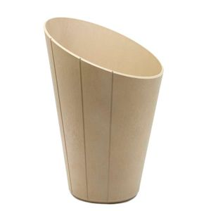 Bowl Timber Bucket in Eco Wood