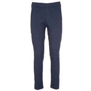 Pantalone in popeline di cotone con tasche