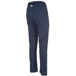 Cotton poplin jogger trousers