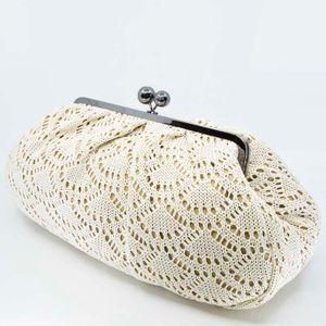 Pasticcino bag intrecciata Samaria