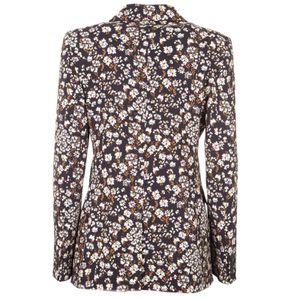 Strenna floral blazer