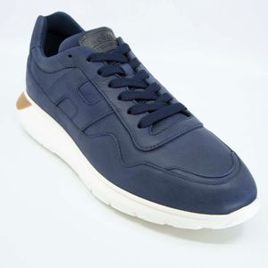 Interactive shoe 3 Laced blue