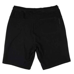 Sporty short trousers in cotton